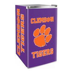 Clemson Tigers 3.2 Cubic Feet Mini-Fridge