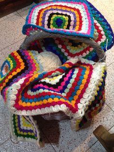Uniendo!!! Crochet