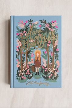 A new line of classics! Find this book with beautiful illustrated covers at NotetMaker.com.au! L.M. Montgomery & Anna Bond of Rifle Paper Co. - Anne of Green Gables