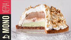 Baked Alaska, Vanilla Cake, Tiramisu, Baking, Ethnic Recipes, Desserts, Lab, Youtube, Kitchen