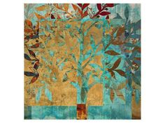 Serendipity Tree I Prints by Louise Montillio at AllPosters.com