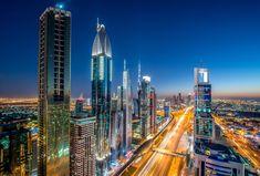 Dubai, UAE an amazing city perfect for an active adventure