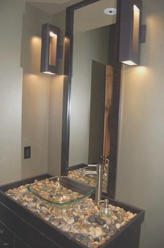 4 Eager ideas: Natural Home Decor Ideas Tree Stumps natural home decor rustic grey.Natural Home Decor Diy Bathroom all natural home decor.Natural Home Decor Modern White Kitchens. Bad Inspiration, Bathroom Inspiration, Mirror Inspiration, Bathroom Design Small, Modern Bathroom, Bathroom Designs, Small Bathrooms, Modern Wall, Simple Bathroom