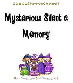 The Magical Silent-E