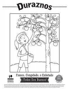 Free Printable Food Hero Childrens Coloring Sheet about Bell