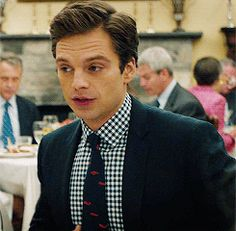 Sebastian Stan in Ricki and the Flash is what i live for.
