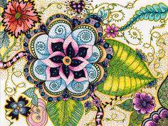 Kristy's Garden by MySweetFolly on Etsy, $15.00
