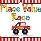 Teaching place value CAN be fun with the cute racing-themed packet.Included is:* Place value sort - with recording sheet* Win a Flat* Take a c...