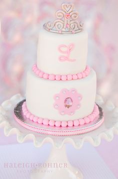New Vintage Princess Party Collection :: Party Styling | The TomKat Studio
