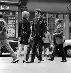 Pearly Mods,London 1960's