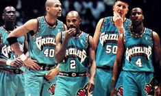 Vancouver Grizzlies- moved to Memphis: became Memphis Grizzlies