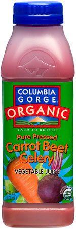 Columbia Gorge Organics Carrot Beet Celery