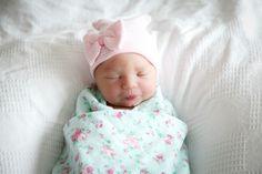 Girl newborn photo. Michelle Marie Photography. Charleston, SC.