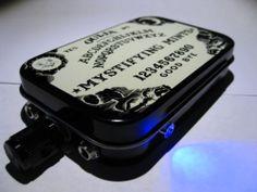 Micro Cmoy headphone amp - Opamp2227 - Amplifier OUIJA Mystifying Mints