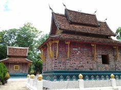 Wat xiangthong Loas