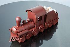 ザ・リッツ・カールトン東京のクリスマスケーキ - 定番ショートから列車型のユニークな新作まで | ニュース - ファッションプレス