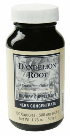 "Dandelion Root, 100 Capsules/Bottle by Sunrider International. $24.50. In various cultures, dandelion root has been pickled or roasted as a coffee substitute. Extracts have been used as a flavoring for food and in teas. The Chinese have long believed that dandelion root has been known to have a ""cooling"" effect on the body's circulation.* Traditionally, this single herb has been attributed with properties that act as a tonic to the stomach to help the digestive system and to re..."