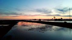 #mypic #aveiro #portugal #sunset