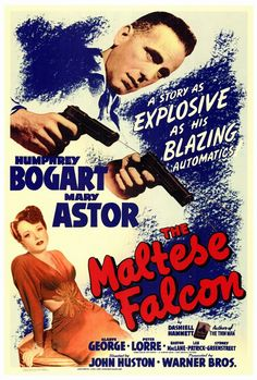 1941...PICTURE RUNNER-UP:  The Maltese Falcon