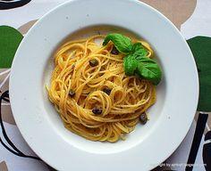 eintopf: spaghetti z kaparami
