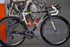 Gilbert, BMC Team Machine