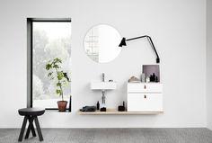 9 skønne badeværelsesmøbler
