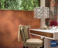 Hunter Douglas Duette® Honeycomb Shades | Available at Avalon Flooring | #hunterdouglas #honeycombshades #cellularshades #windowtreatments