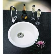 Buy the Blanco 511631 White Direct. Shop for the Blanco 511631 White Rondo Drop In Single Basin Composite Kitchen Bar Sink and save. Undermount Bar Sink, Prep Sink, Online Shopping Stores, Basin, Granite, Stuff To Buy, Bar Sinks, Kitchen Sinks