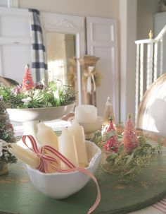 Chateau Chic: French Cottage Christmas Tour 2016