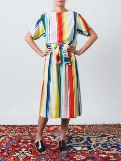 Multicolor Kimani Skirt