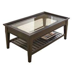 Silverado Rectangular Coffee Table Home Decor Pinterest Apartments - Silverado rectangular coffee table