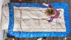 piumino trampolino
