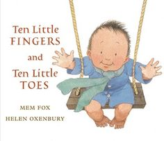 As everyone knows, nothing is sweeter than tiny baby fingers and chubby baby toes. . . . And here, from two of the most gifted picture-book ...