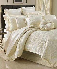 Echo Design Kamala Blue Cotton Comforter Set By Echo Comforter