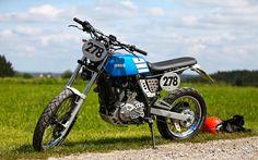 ϟ Hell Kustom ϟ: Suzuki DR650 By Dmark Ideenschmiede