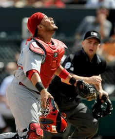 Love me some Yadier Molina :)