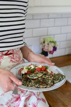 Placuszki z quinoa