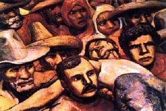 Jose Clemente Orozco:  Huelga de Cananea, 1906