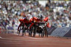 En los paralímpicos de Londres 2012
