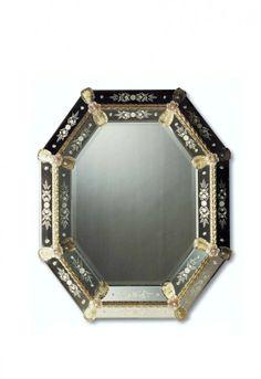 Murano Glass Mirror #826s