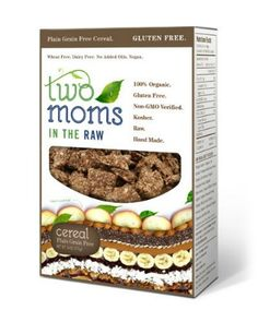 The 10 Best Gluten Free Cereal Brands Two Moms in the Raw Cereal www. Raw Vegan Recipes, High Protein Recipes, Dairy Free Recipes, Gourmet Recipes, Vegan Ideas, Vegan Food, Healthy Recipes, Raw Breakfast, Breakfast Food List