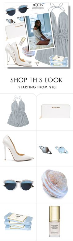 ""\ PLUTO"" by saintliberata ❤ liked on Polyvore featuring MICHAEL Michael Kors, Jimmy Choo, Christian Dior, Jayson Home, Dolce&Gabbana and Charlotte Russe236|775|?|en|2|3459f8b8b786cdf6c03305eb3579b094|False|UNLIKELY|0.31967517733573914