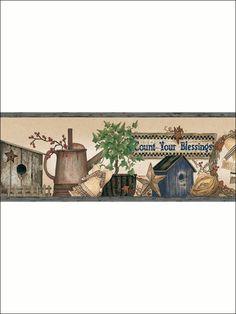 113360 Swan Shelf Wallpaper Border | Guardas &amp- Cenefas | Pinterest ...