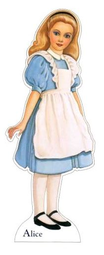 Paper Dolls~Alice In Wonderland - Bonnie Jones - Picasa Web Albums Paper Art, Paper Crafts, Alice In Wonderland Tea Party, Mad Hatter Tea, Adventures In Wonderland, Vintage Paper Dolls, Printable Paper, Paper Toys, Doll Clothes