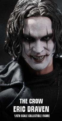 The Crow - Eric Draven 1/6th scale collectible figure