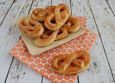 Kaneel krakelingen / cinnamon pretzels
