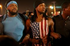 Michael Brown's death and the shrinking American dream - The Washington Post