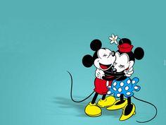 mickey minnie pictures | pantalla de Mickey y Minnie, fondos de escritorio de Mickey y Minnie ...