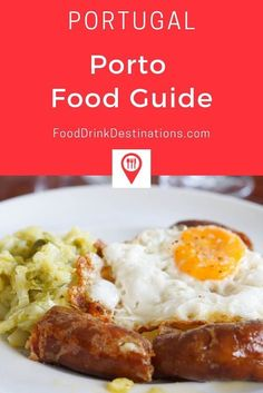 Porto Food Guide - What To Eat in Porto Portugal - Food Drink Blog | #Porto #PortoTravel #portuguesefood #portugaltravel