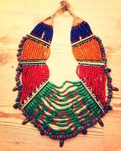 Collana tribale india